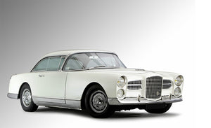 Facel Vega HK500 and Excellence - Stainless Steel Exhaust (1958-64)