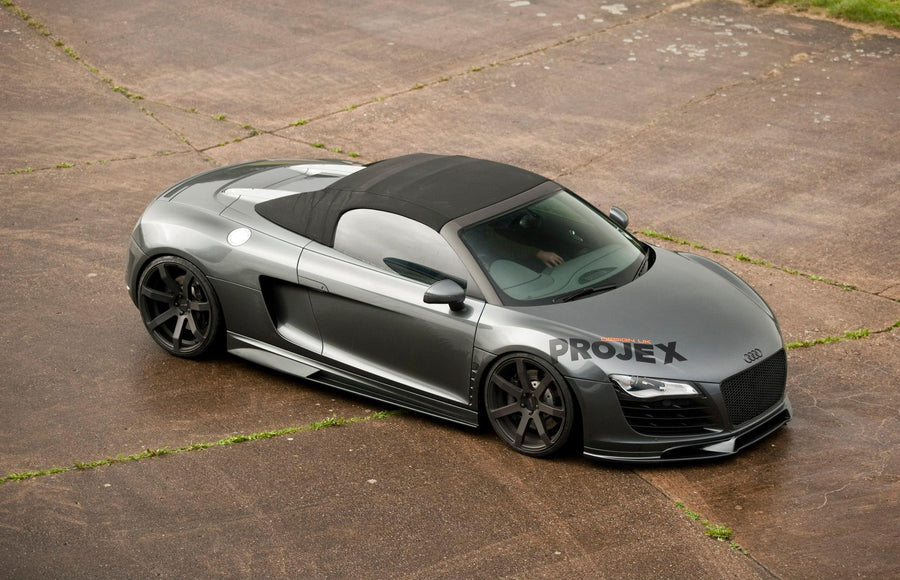 Audi R8 V10 GT and 'Facelift' Active Valve Titan Sport Exhaust (2012-13)
