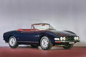 FIAT Dino 2.4 Coupe and Spider - Sports System - 2 Box (1969-73)