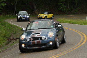 MINI Cooper S Convertible (R57) Sport Exhaust (2009 on)