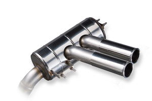 Lanchester LA10 - Stainless Steel Exhaust (1935-36)