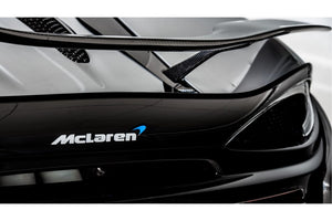 McLaren 570S Ceramic Coated Sport Exhaust inc. Titanium Option (2015 on)