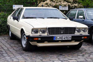 Maserati Quattroporte III V8 Stainless Steel Exhaust OR Manifolds (1978-88)