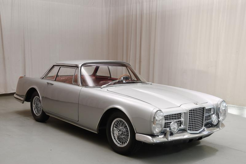 Facel Vega Facel II - Stainless Steel Exhaust (1961-63)
