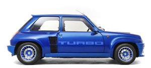 Renault 5 Turbo and Turbo 2 Mid-Engine - Stainless Steel Exhaust (1981-86)