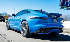 Jaguar F Type V8 Coupe, Convertible Sport Exhaust System (2014 on)