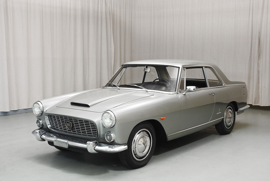 Lancia Flaminia Coupe Touring 2.5 and 2.8 - Stainless Steel Exhaust (1959-67)