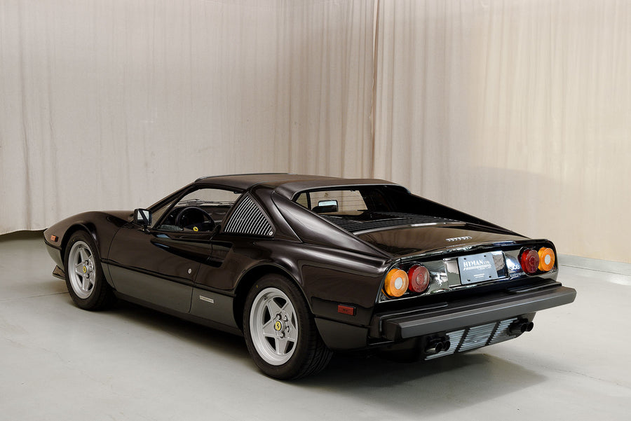 Ferrari 308 QV (USA-Spec) Sport Exhaust (1983-86)