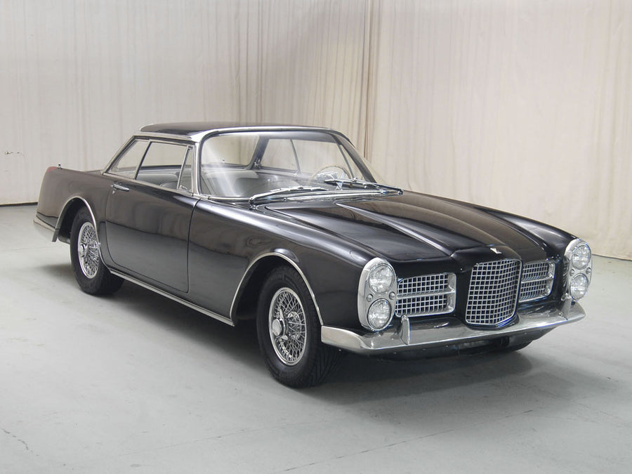 Facel Vega Facel III - Stainless Steel Exhaust (1963-64)
