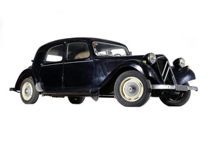 Citroen 7cv / 11cv 'Traction Avant' - Stainless Steel Exhaust (1935-57)