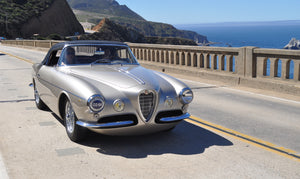 Alfa Romeo 1900 Ti and Super Sprint - Twin Stainless Steel Exhaust System (1953-59)