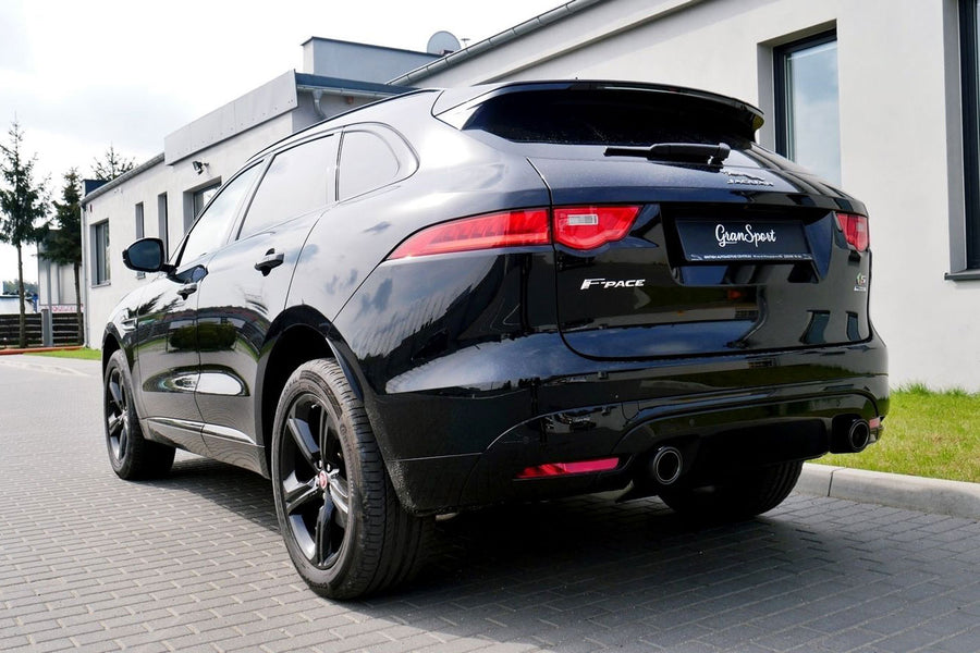 Jaguar F Pace 3.0 Petrol Supercharged Sport Exhaust (2016 on)