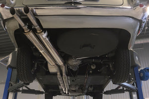 Aston Martin DB4 Stainless Steel Exhaust (1958-63)