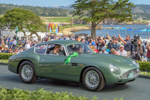 Aston Martin DB4 GT and Zagato Exhaust System (1958-63)