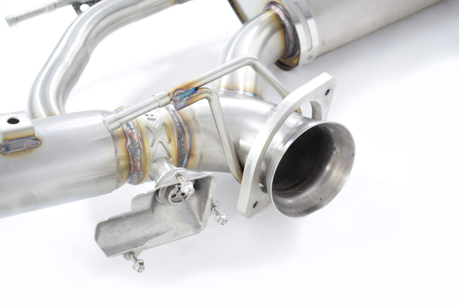 Aston Martin DB11 V8 Titan Sport Active Valve Exhaust Rear Section (2018 on)