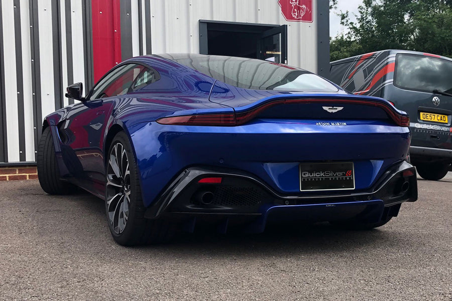 Aston Martin Vantage Active Valve Sport Exhaust (2018 on)