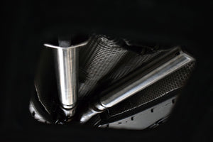 Aston Martin Rapide Secondary Catalyst Replacement Pipes (2010 on)