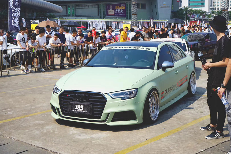 Audi S3 8V - Race Catalyst 200cpsi (2013 on)