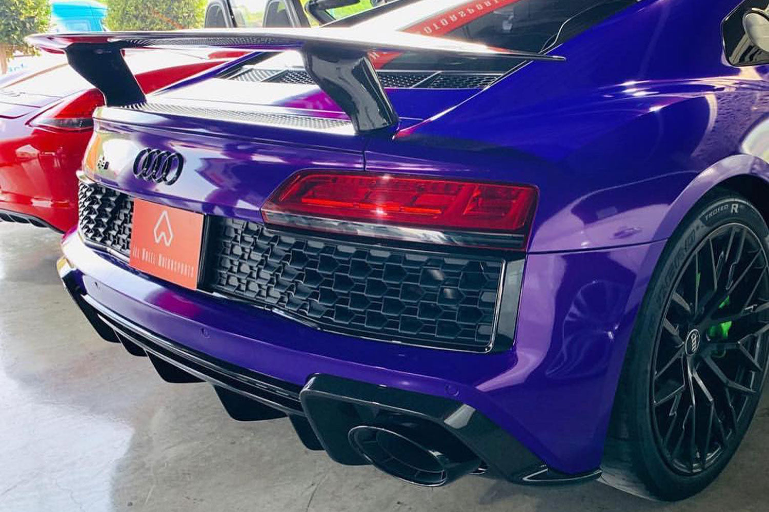 Audi R8 V10 Without Gpfs Active Titan Sport Exhaust 2020 On Usa Row Quicksilver Exhausts