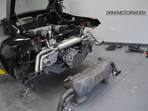 Audi R8 V8 Titan Super Sport Exhaust (2007 on)