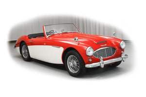 Austin Healey 100/6 - Stainless Steel Exhaust (1956-59)