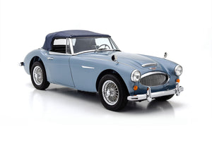 Austin Healey 3000 Mk3 - Stainless Steel Exhaust (1964-68)