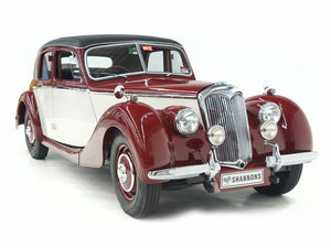 Bentley Mk VI (Twin System) - Stainless Steel Exhaust (1946-55)