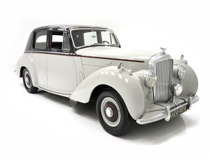 Bentley Mk VI R Type (Single System) - Stainless Steel Exhaust (1946-55)
