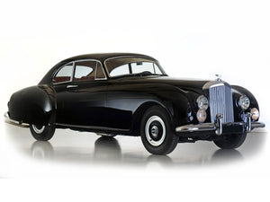 Bentley R Type Continental - Stainless Steel Exhaust (1952-55)