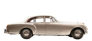 Bentley S2 / Continental - Stainless Steel Exhaust (1959-62)