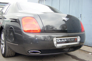 Bentley Flying Spur Inc. Speed Sport Rear Section (2005-13)