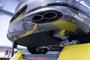 Bentley Continental GT V8 Active Valve Sport Exhaust (2019 on)