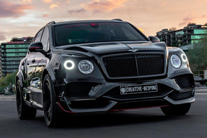 Bentley Bentayga V8 Petrol - Active Valve Sport Exhaust System (2018 on)
