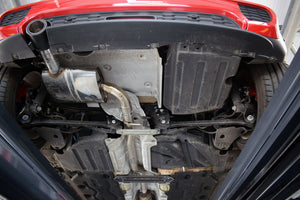 MINI One, Cooper 3-Door (F56) Sport Exhaust (2014 on)