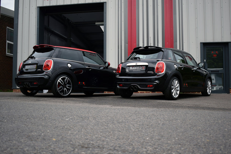 MINI Cooper S 2.0 3 Door and 5 Door (F56, F55) - Sport System with Sound Architect (2014 on)