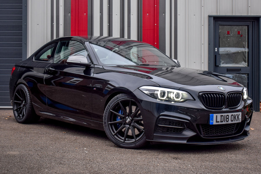 BMW M240i Sound Architect Titan Sport Exhaust (2017 on)
