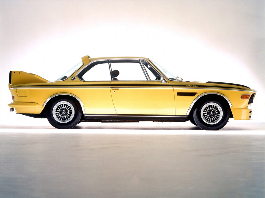 BMW 3.0 CSi CSA CSL - Stainless Steel Exhaust System (1972-76)