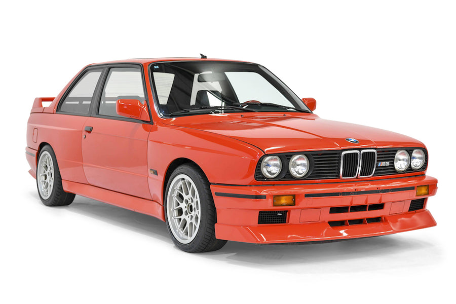 BMW M3 E30 - Stainless Steel Exhaust System (1986-91)