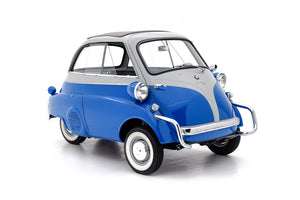 BMW Isetta - Stainless Steel Exhaust System (1955-65)