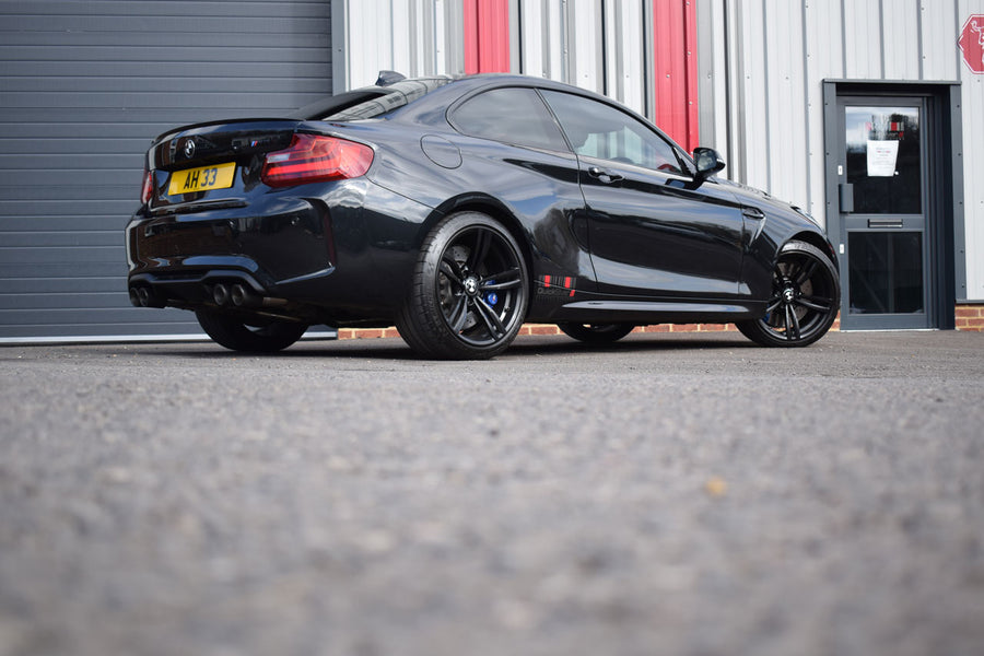BMW M2 F87 Sound Architect Titan Sport Exhaust (2016 on)