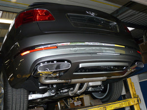 Bentley Bentayga W12 - Active Valve Sport Exhaust System (2016 on)