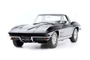 Chevrolet Corvette - Stainless Steel Exhaust (1963-73)