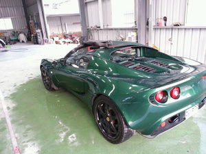 Lotus Elise Series 2 inc. 111S - Sport Exhaust (2001-04)