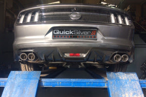 Ford Mustang 2.3 Ecoboost - Sound Architect Active Valve Sport Exhaust (2015-18)