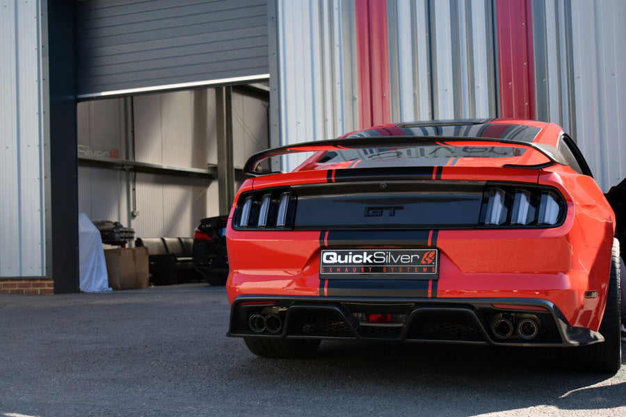 Ford Mustang 5.0 GT - Sound Architect Active Valve Sport Exhaust (2015-18)