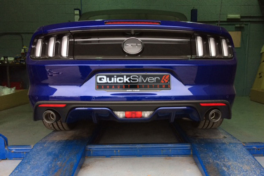 Ford Mustang 2.3 Ecoboost - Sport Exhaust (2015-18)