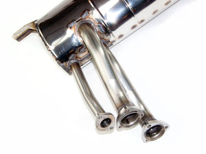 Ferrari 512 BB and 512 BBi Stainless Steel Exhaust (1976-85)