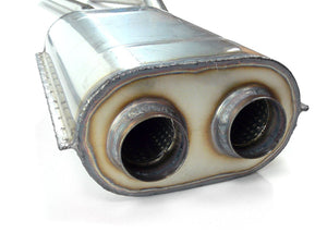 Ferrari 250 GT Tour de France Stainless Steel Exhaust (1956-59)