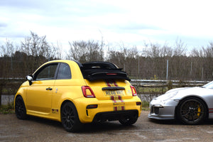 Abarth 500, 595, 695 - Titanium Sport Exhaust (2008 on)
