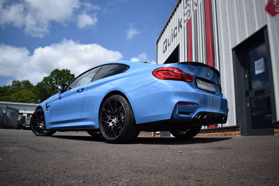BMW M4 (F82 F83) Sound Architect Sport Exhaust (2014 on)